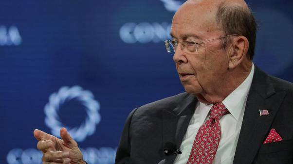 U.S. Commerce chief: U.S. content falling in Mexican, Canadian imports