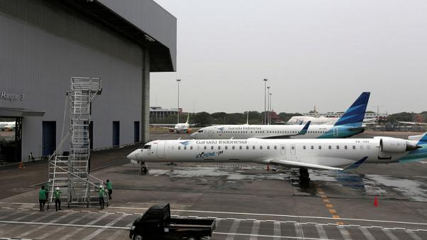 Indonesian airline Garuda in talks to delay delivery of 20 planes