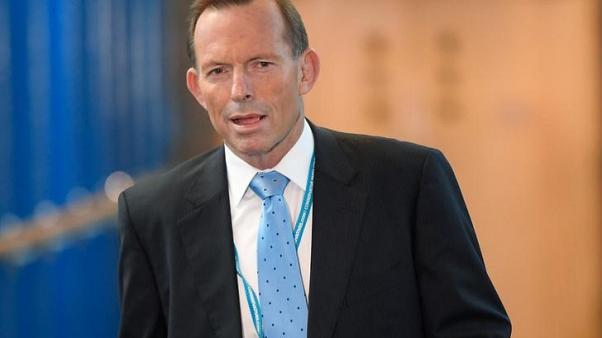 Australian police charge man for attacking former PM Abbott