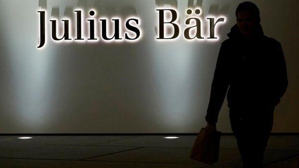 Julius Baer hires UBS's Bartholet as chief risk officer