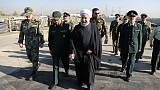 Rouhani says Iran will strengthen its missile capabilities - state TV