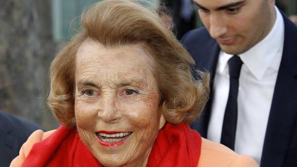 L'Oreal shares climb after death of Bettencourt