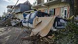Ouragan Maria: l'aide arrive à la Dominique dévastée