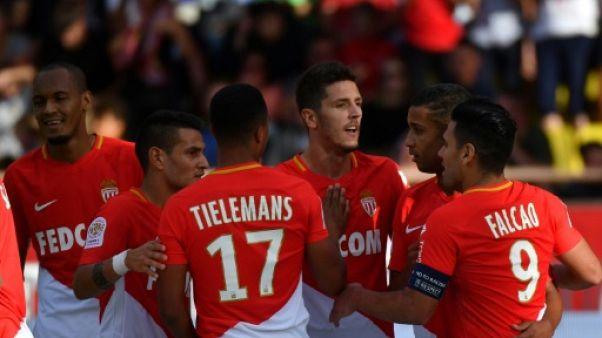 Ligue 1: Monaco ne doit pas perdre le Nord avant Porto