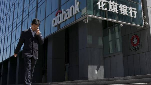 Citigroup targets Belt and Road to boost China revenue