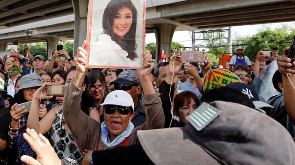 Thai authorities close in on Yingluck's escape accomplices