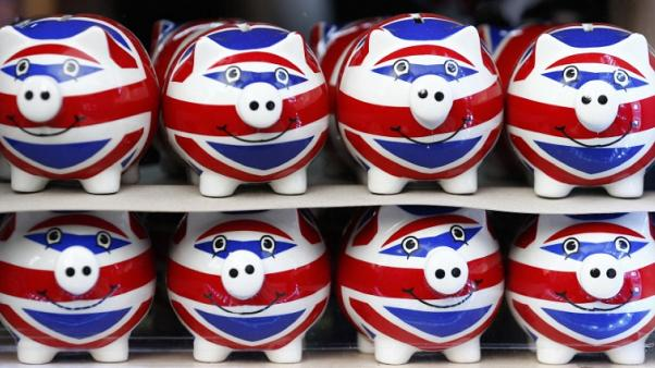 Britain's savings slump might not be so bad - statistics office