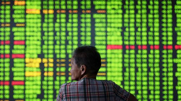 China stock regulator vows crackdown on capital market misbehaviour