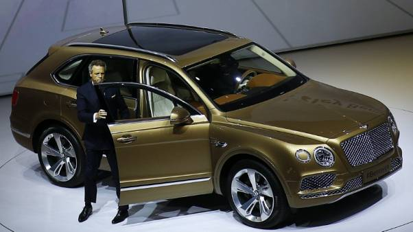 Bentley Motors' CEO to step down - Manager Magazin