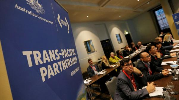 Without U.S., 11 nations in TPP inch closer to a deal