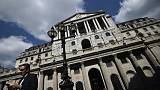 Factbox - How is the UK economy doing versus Bank of England expectations?