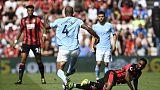 Captain Kompany ready for Man City return against Palace