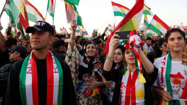 Kurds press historic independence vote despite regional fears