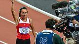 Dopage athlétisme: la championne olympique Turque Alptekin suspendue à vie