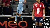 Ligue 1: Falcao et Monaco écrasent Lille 4-0 et mettent la pression sur le PSG