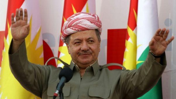 Kurdistan: report de la conférence de presse sur le référendum