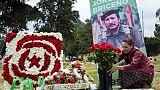 Colombie: hommage controversé de la Farc à l'un de ses chefs abattu