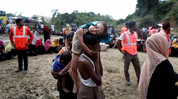 Buddhist mistrust of foreign aid workers hampers relief for Myanmar's Rohingya