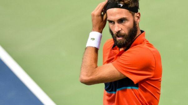 Tennis: Paire en finale à Metz contre un qualifié
