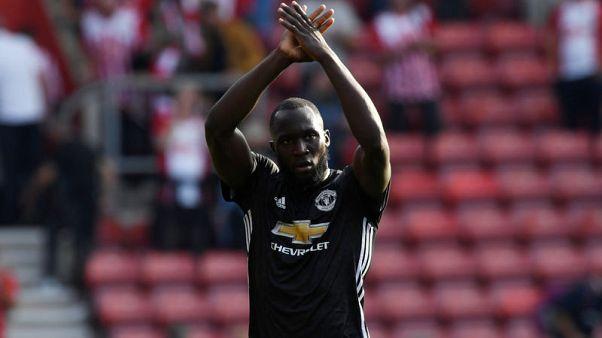 Lukaku strikes again as Man United beat Saints 1-0