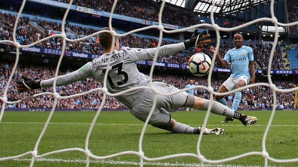 Man City turn on the style to thrash hapless Palace 5-0