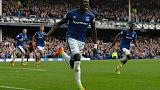 Niasse at the double as Everton beat Bournemouth 2-1