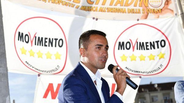 Di Maio candidato premier e leader M5s
