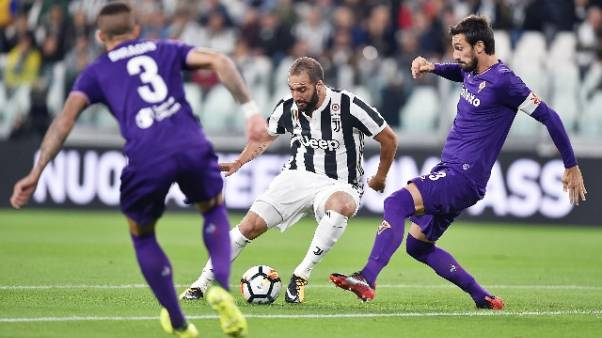 Juve-Torino, Higuain in panchina