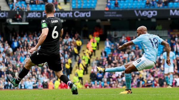 Anything Sane can do, Sterling can do better as City run riot