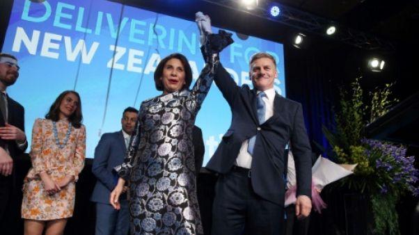 Nouvelle-Zélande: les chefs de partis en mission pour séduire un arbitre populiste
