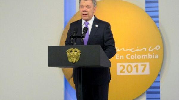 Colombie: le cessez-le-feu avec l'ELN en vigueur du 1er octobre au 9 janvier