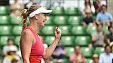 Tennis: Wozniacki conserve son titre à l'Open du Japon