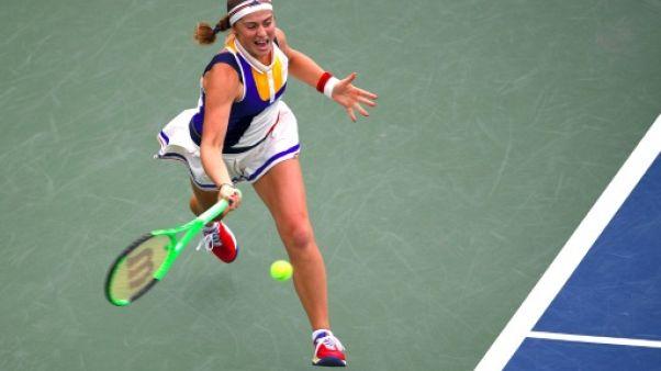 Tennis: Ostapenko s'impose à Séoul, 2e titre de la saison