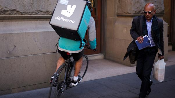 UK food delivery firm Deliveroo raises $385 million for expansion
