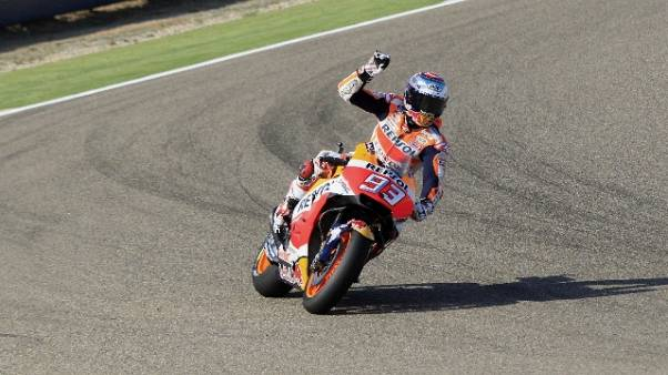 """Moto: Marquez """"Oggi vittoria importante"""""""