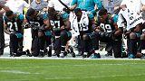Trump urges fans to consider NFL boycott over player anthem protests