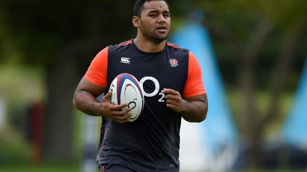 Rugby - Vunipola to miss England's autumn internationals with knee injury