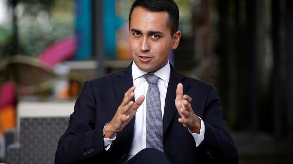 I'm no populist, says new leader of Italy's 5-Star