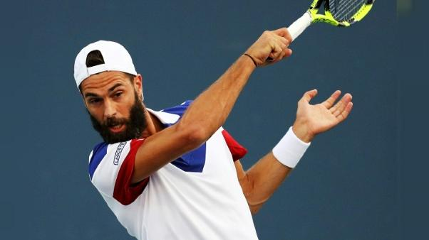 Tennis: Paire battu en finale à Metz par Gojowczyk