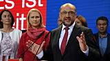 Elections: échec sans précédent des sociaux-démocrates allemands