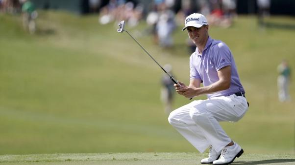 Golf - Thomas crowned FedExCup champion at Tour Championship