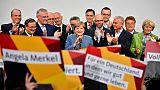 Les résultats définitifs des élections allemandes