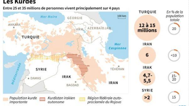 Les Kurdes, un peuple sans Etat en quête de reconnaissance