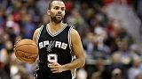NBA: Tony Parker espère rejouer fin novembre