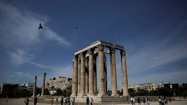 EU states agree to end excessive deficit procedure for Greece