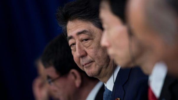 Japon: le Premier ministre annonce des législatives anticipées