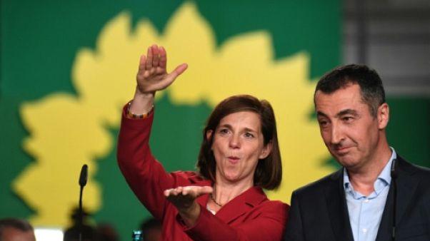 Les Verts allemands tentés par une alliance avec Merkel