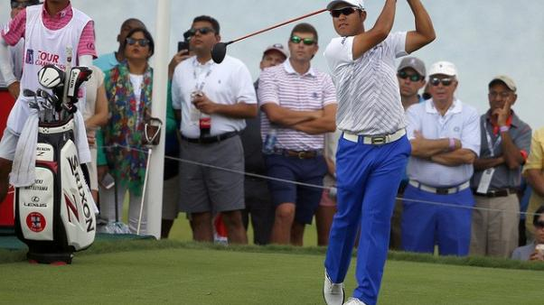Internationals facing underdog role at Presidents Cup