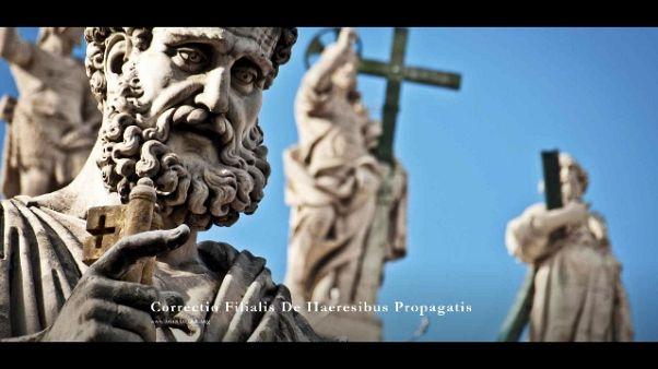 Vaticano blocca sito accuse eresie Papa