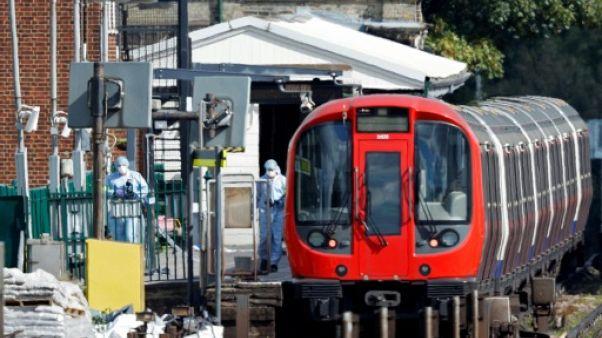 Attentat dans le métro de Londres: une septième arrestation
